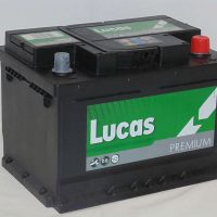 Lead Acid 12V Car Battery  Lucas Premium HB063