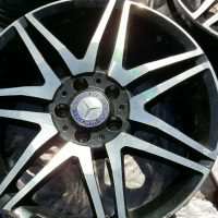 MERCEDES C CLASS w204 s204 c204 18 Alloy wheel