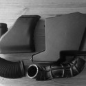 Ford Focus RS MK2 Airbox Lid And Snorkel & Cold Feed Air Pipe